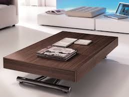 adjustable height coffee table uk