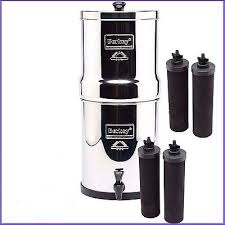 royal berkey water filter. Royal Berkey Water Filter Fumigate W 4 Black Filters And Counter Stand Warranty