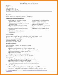 Analytics Resume Examples Resume Samples For Job Inspirational Data Analytics Resume Sample 7