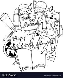 Art Doodle Design School Doodle Art
