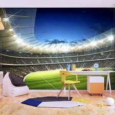 Fotobehang Voetbal Stadion Karo Art Vof