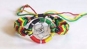 Bob Marley Dream Catcher Bob Marley Rasta Dreamcatcher Reggae Hand Woven Bracelet eBay 21