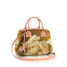 louis vuitton van gogh. montaigne mm in women\u0027s masters lv x koons collections by louis vuitton van gogh o