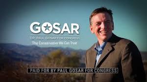 Paul Gosar for Congress TV Ad ...