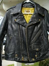 vintage bates jacket