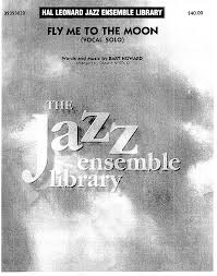 Sammy Nestico Fly Me To The Moon Vocal With Big Band