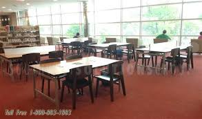 contemporary library furniture. Modern Library Furniture. Library-furniture -reading-tables-electrical-outlets. Contemporary Furniture N