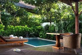 Small Picture Small courtyard pool garden designs ideas Backyard design ideas