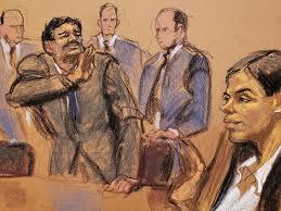 El Chapo Sentenced to Life in U.S. Prison - WSJ