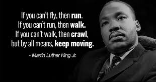 martin luther king jr inspirational quote