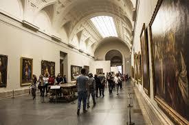 7 лучших музеев в центре <b>Мадрида</b>