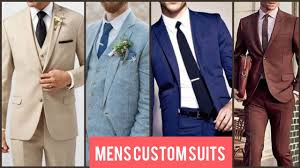 <b>Latest Coat Pant Design</b> Brown Pattern Men Suit Slim Fit 3 Piece ...
