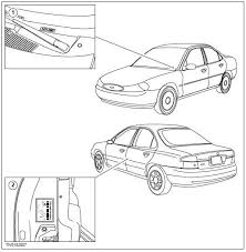 similiar 1999 ford contour transmission keywords airbag diagram 98 ford contour acer travelmate 4000 notebook