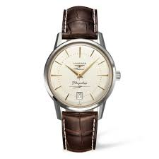 longines flagship heritage automatic men s watch 0009556 longines flagship heritage automatic men s watch