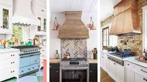 Hood Fan Designs 15 Gorgeous Kitchen Range Hoods That Are Eye Candy Not