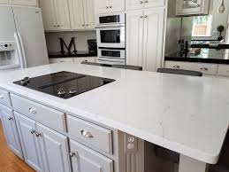 office countertops. Pental Quartz Island - Precision Countertops Tualatin, OR Office Countertops