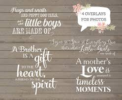 4 Word Quotes New 48 Word Overlays Family Child Phrases Photo Overlay Text Photo