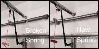 fix broken garage door spring. Tips To Prevent Damaged Or Broken Garage Door Springs \u2013 How Fix Spring P