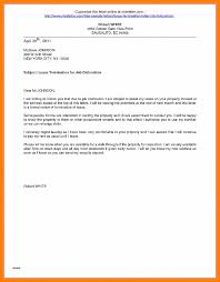 Rental Agreement Letters Template Letter Notice Rented Property Fresh Landlords Contract ...