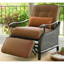 Patio Recliner Chairs Furniture Splendid Reclining Patio Chair Ideas Made 4 Decor