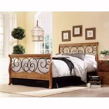 metal bedroom sets. dunhill wood / iron bed in pine black metal bedroom sets l