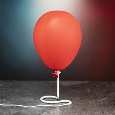 It Floating Around Pennywise Balloon Light Merchoid