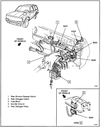 i have an electrical problem a 1994 chevy s10 blazer graphic