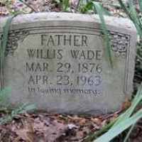 William Jasper Wade (1875–1963) • FamilySearch
