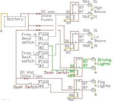 cibie hood light wiring diagram needed pelican parts technical bbs to be fancy i also ran a wire off the high beam dash light to light the dash switch when cibies are on