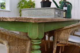 painted green furniture. Table_chalk_paint_cinteriorsdk6. Table_chalk_paint_cinteriorsdk8 Painted Green Furniture T