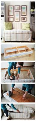 furniture hacks. DIY 2x4 Upholstered Banquette Seat: Free Step By Plans To Build This Furniture Hacks