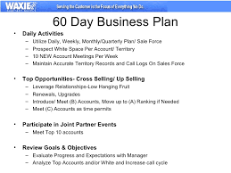 Sales Business Plan Template Free Under Fontanacountryinn Com