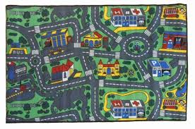 kids play area rug fresh children s mats baby rug kids city roads play car play