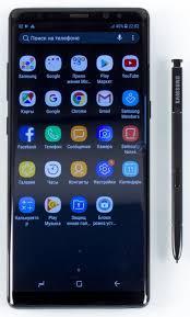 Обзор смартфона <b>Samsung Galaxy</b> Note 8 с «безграничным ...