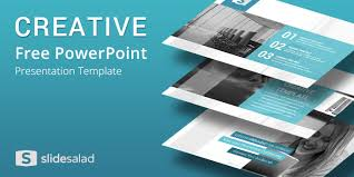 Download Free Ppt Templates Creative Free Download Powerpoint Template Slidesalad