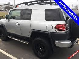Used Toyota FJ Cruiser for Sale in Monroe, NC | Edmunds
