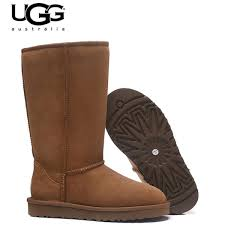 2018 original new arrival ugg boots 5815 women uggs snow shoes y winter boots ugg women s classic leather tall snow boot malaysia