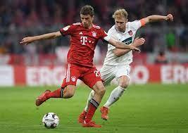 Neun-Tore im Pokal-Drama: Bayern nach Heidenheim-Fight im Halbfinale