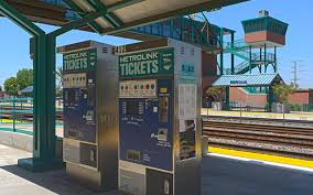 Metrolink Ticket Vending Machine