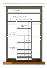 closet design dimensions. Closet Design Dimensions A Walk In . O