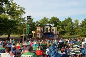 Delacorte Theater Seating Chart Central Park Shakespeare In The Park Buffalo Outdoor Theater Delaware