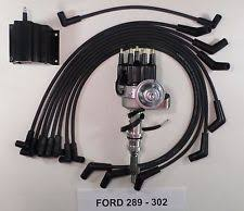 ford 302 distributor small block ford 289 302 black small cap hei distributor coil spark plug