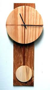 wooden wall clocks with pendulum wood wall clocks wood wall clocks pendulum wall clock pendulum modern