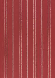 Stripe Designer Fabric Thibaut Nolan Stripe Red Fabric 2018 Designer Fabric