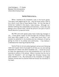 Example Of Scholarship Essay Why You Deserve Scholarship Essay I This Free Example