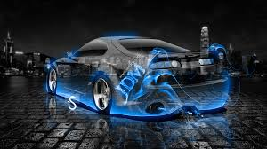 toyota supra jdm fire crystal car back up