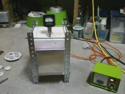 homemade electric kiln 6 steps pictures