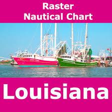 Boat Chart App Louisiana Marine Charts Gps App For Iphone Free Download