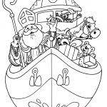 20 Nieuwe Stoomboot Sinterklaas Kleurplaat Win Charles