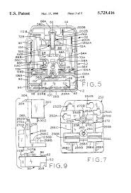 patent us5729416 motor starter and protector module google patents patent drawing